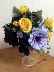 お花の飾り方